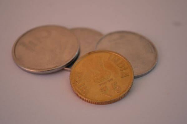 Rupee Coins photo