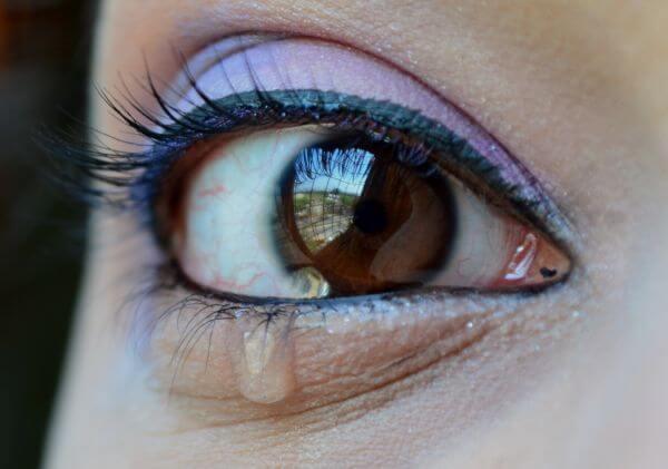 Crying Eyes photo