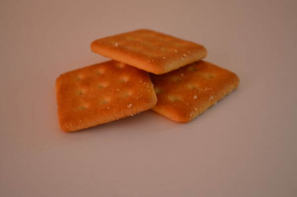 Salty Sweet Biscuits photo