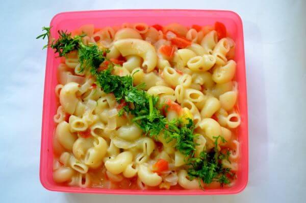 Pasta Box photo