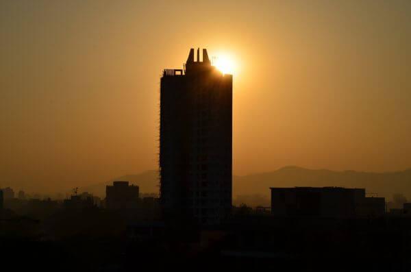 Sunset Building photo