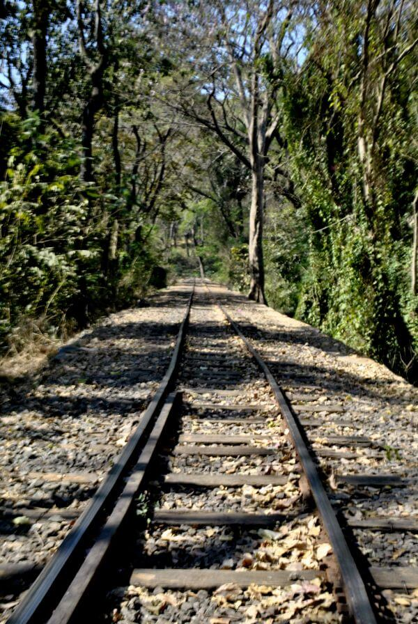 Railway Track photo