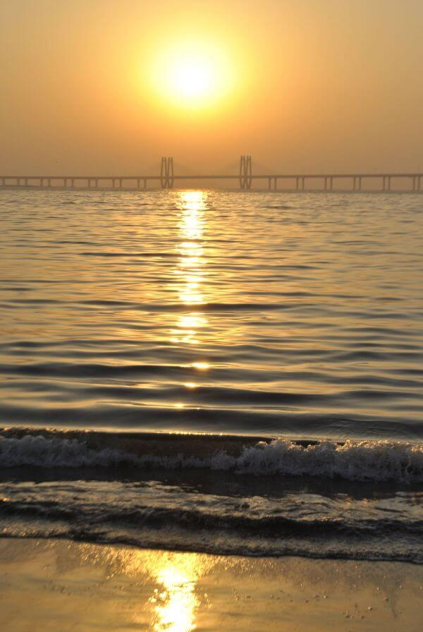 Sea Link Mumbai photo
