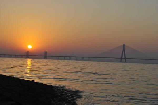 Sea Link Worli Bandra photo