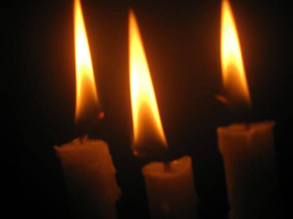 Three Candles photo