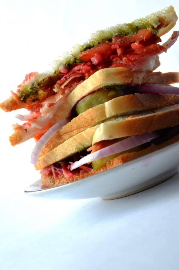 Bread Sandwich photo