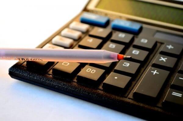 Calculator Pen photo