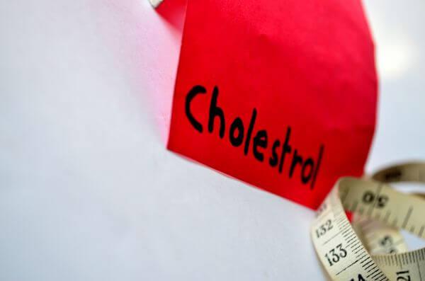 Cholestrol Red Paper photo