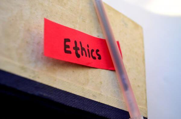 Ethics 2 photo