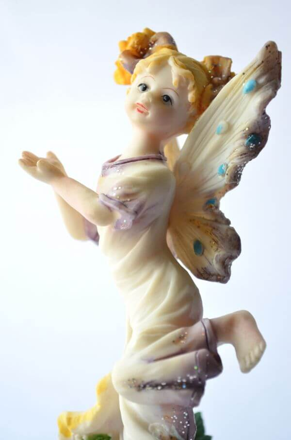 Fairy Statue Angelic photo