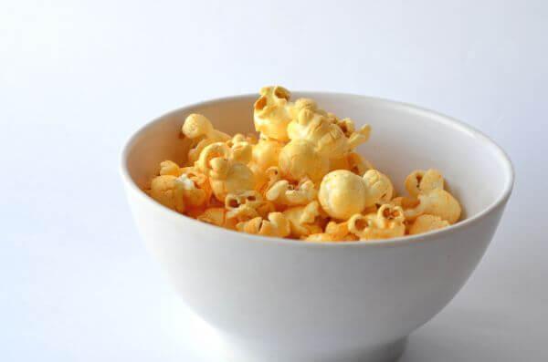 Fastfood Movie Popcorn photo