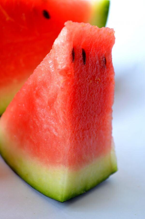 Fruits Watermelon Slice photo
