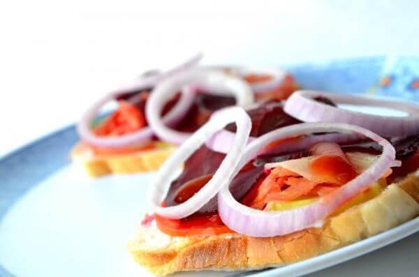Sandwich 3 photo