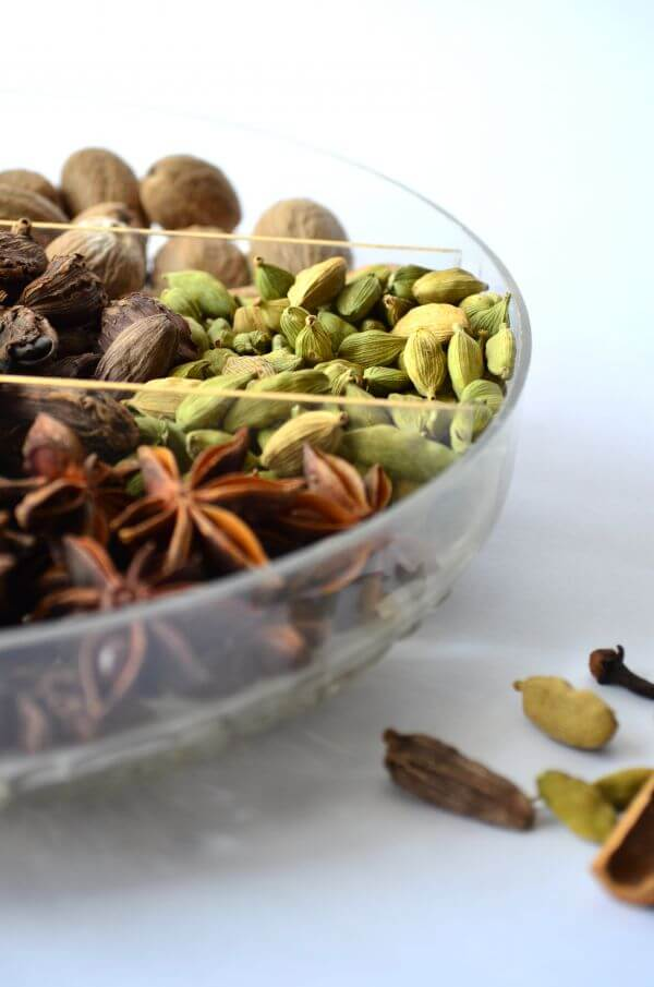Spice Nuts Bowl 2 photo