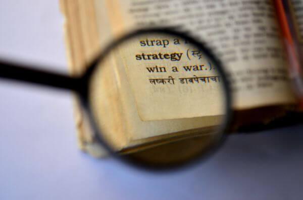 Strategy Dictionary photo