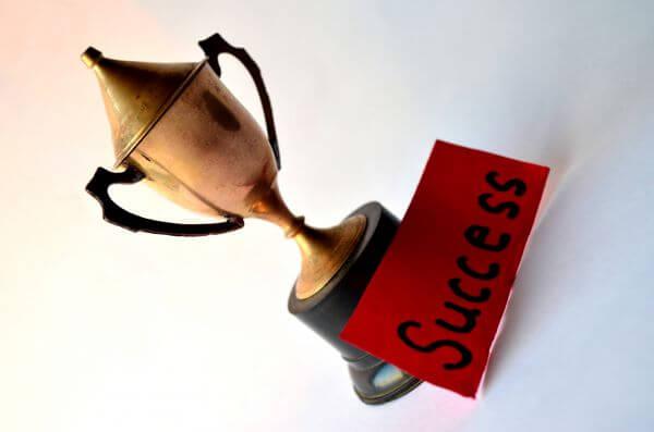 Success Award photo