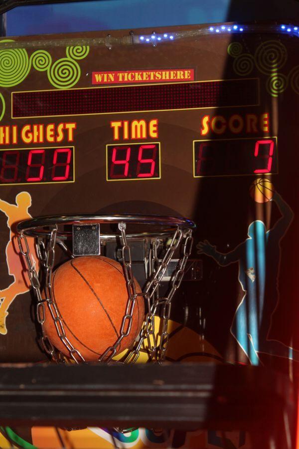 Basketball Game Fun Kids photo