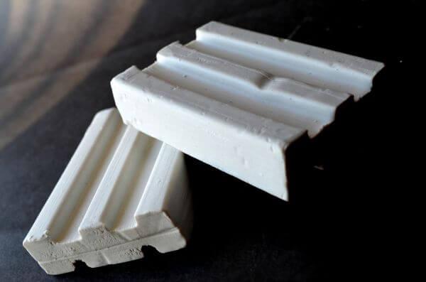 White Detergent Bar photo