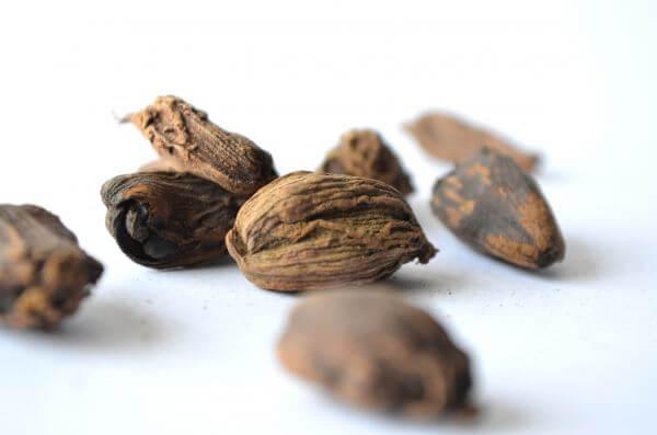 Nutmeg Spice Seeds photo