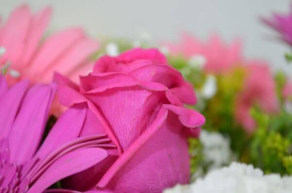 Beautiful Rose Pink Bouquet photo
