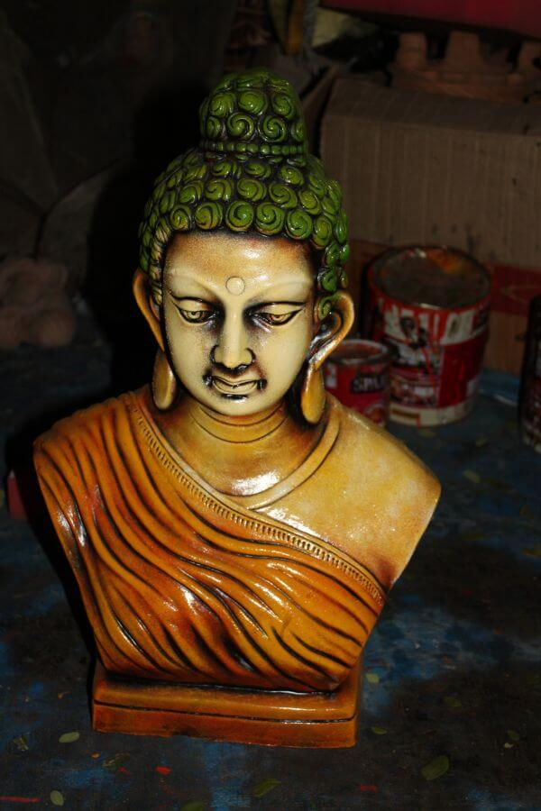 Buddha Idol Workshop photo