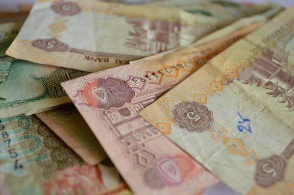 Note Pile Money photo