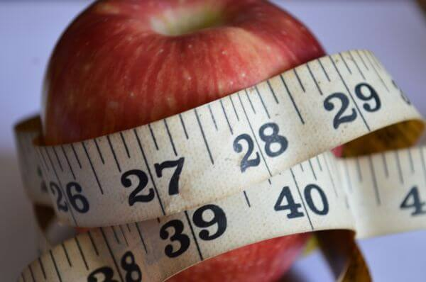 Weight Waist Health Tape Apple photo