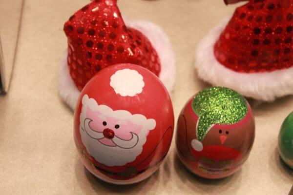 Christmas Decorations Santa photo