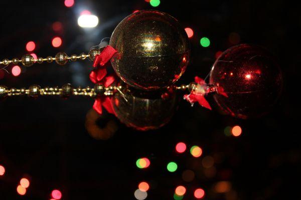 Christmas Light Decorations photo