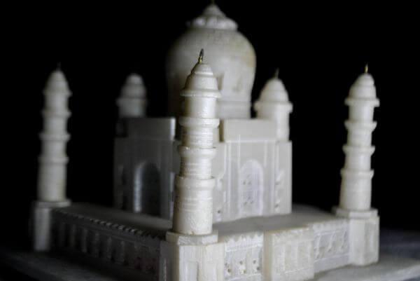 Taj Mahal Model photo