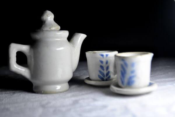 Tea Cup Kettle photo