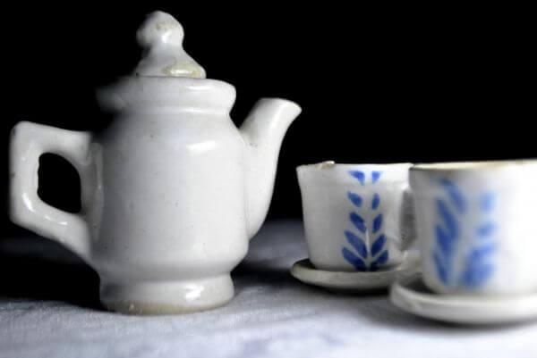 Tea Kettle Set photo