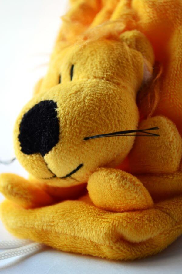 Cute Soft Toy Dog photo