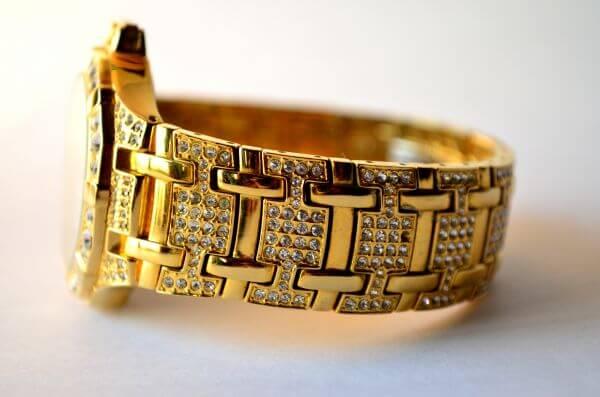 Gold Watch photo