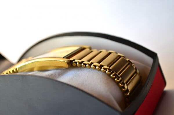 Golden Watch Box 3 photo