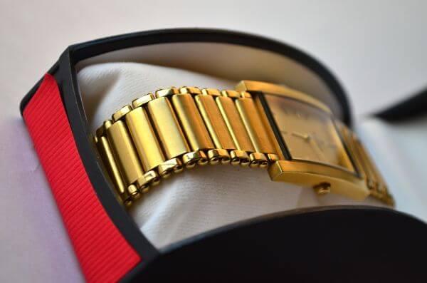 Golden Watch Box photo