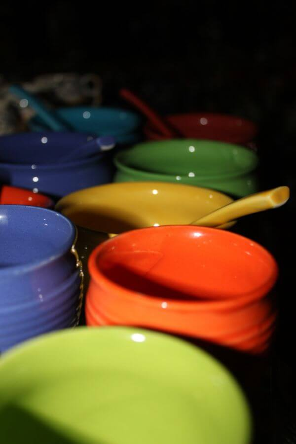 Colorful Bowls photo