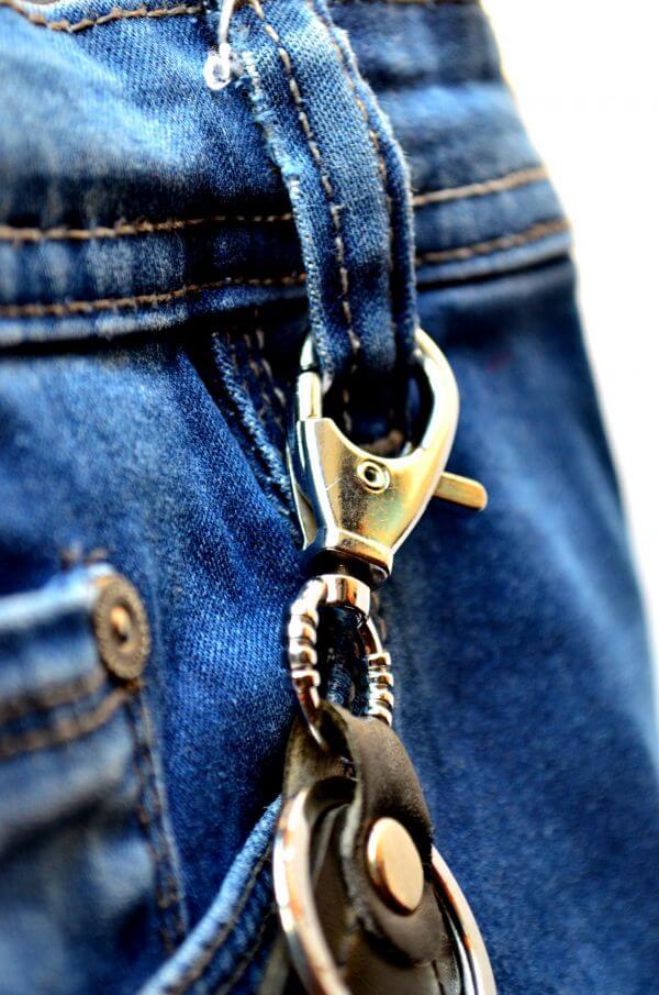 Jeans Car Keys photo