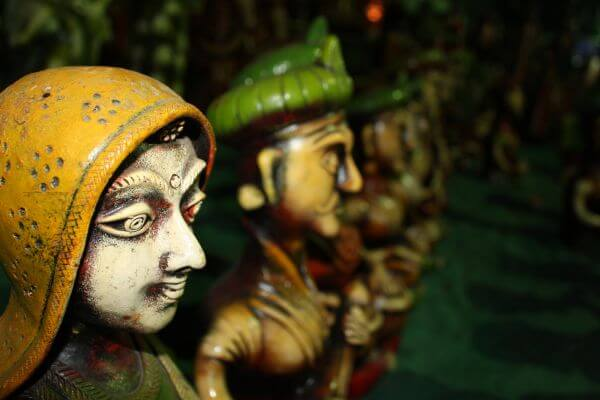 Colorful Indian Sculptures Earth photo