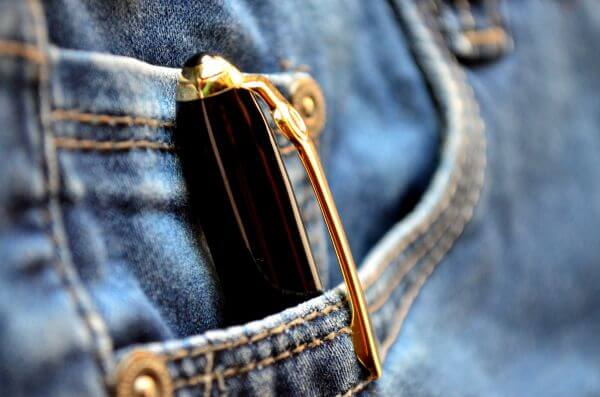 Pen Jeans Pocket Denim photo