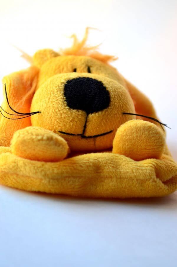 Soft Toy Dog photo