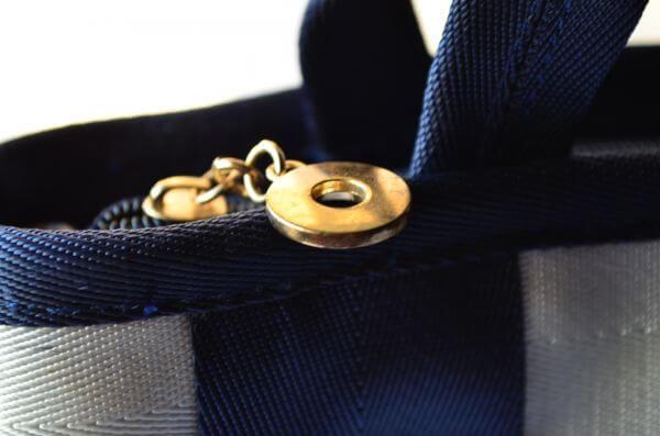 Chain Zip Bag photo
