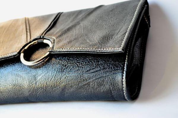 Clutch Purse Leather photo