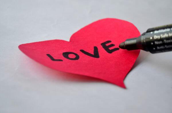Love Red Writer photo