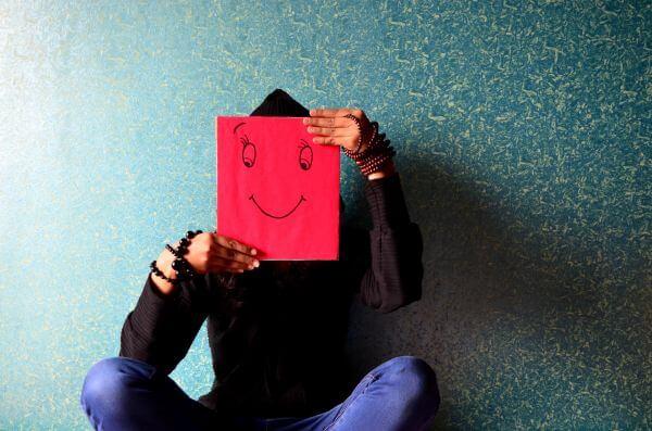 Man Happy Face Smiley photo