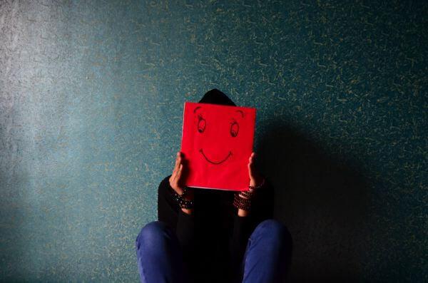 Man Happy Smiley photo