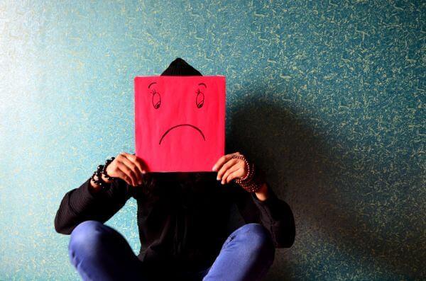 Man Sad Unhappy photo