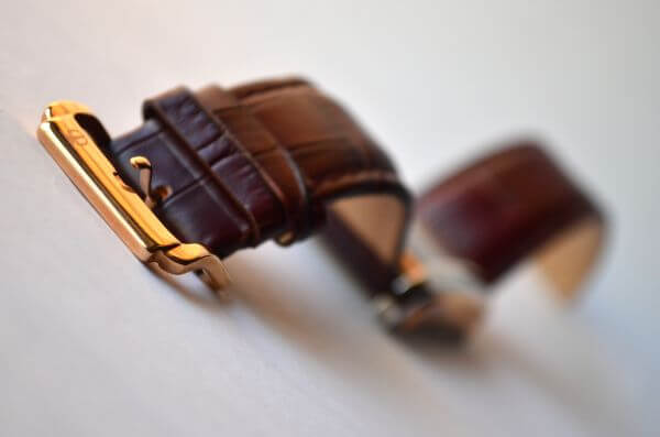 Mens Watch Leather photo