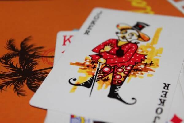 Joker Playing Cards photo