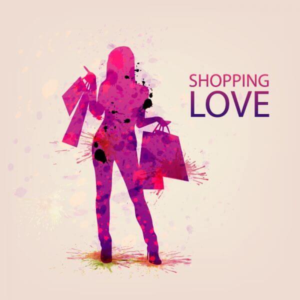 Shopping Vector Illustration vector